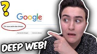 VOICI LA PARTIE CACHÉE D'INTERNET ! - Deep Web (le Vendredi des Vrais!)