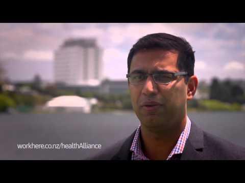 Meet Alistair - Procurement Manager - healthAlliance - Workhere New Zealand