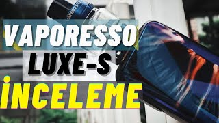 Vaporesso Luxe S inceleme, LЏXE ELEKTRONİK SİGARA, Luxe SKRR S VİDEOSU
