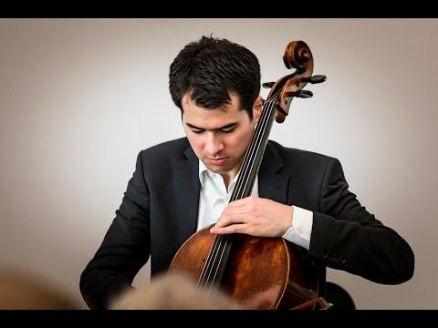 Danjulo with Schumann Cello Concerto