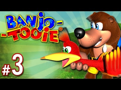 Banjo Tooie – First Person Shooter?! | PART 3 | ScykohPlays