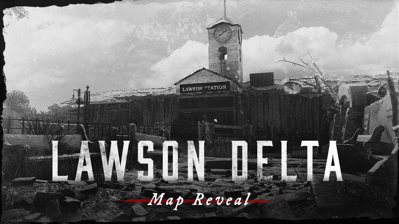 Hunt: Showdown | Lawson Delta (Map Reveal)