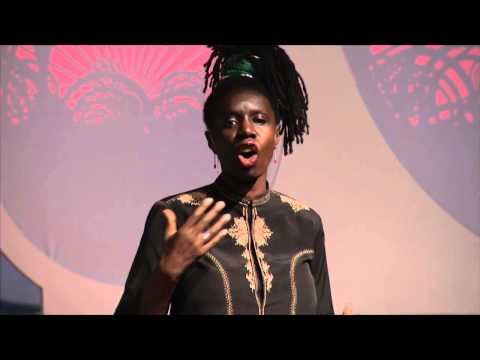 We are what we think: Valerie Mason-John at TEDxRenfrewCollingwood