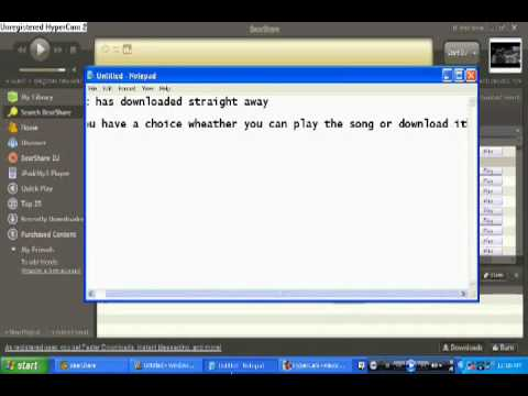 bearshare music download free and safe
