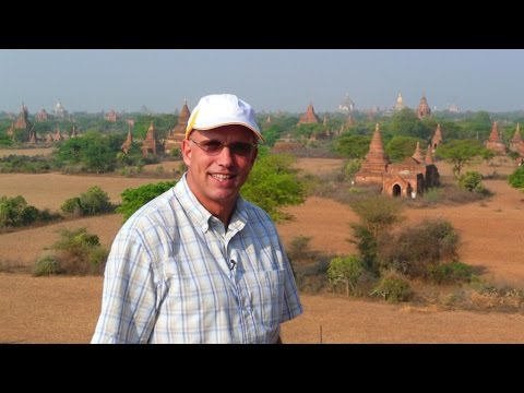 Bagan Temples of Myanmar - Journey with Jamie Logan