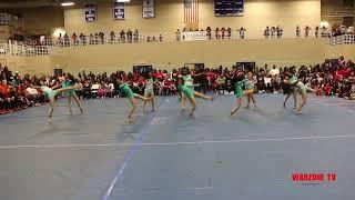 stand battle 1 baby zone war zone part iv dancing cloverleafs vs sparkle dance factory