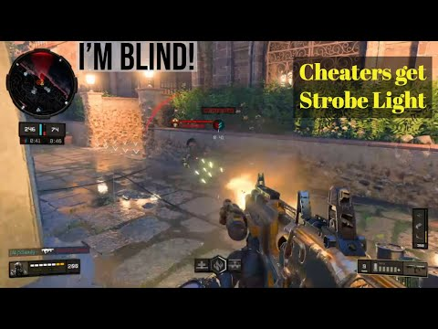 Black Ops 4: Angry gamers get STROBE LIGHT!