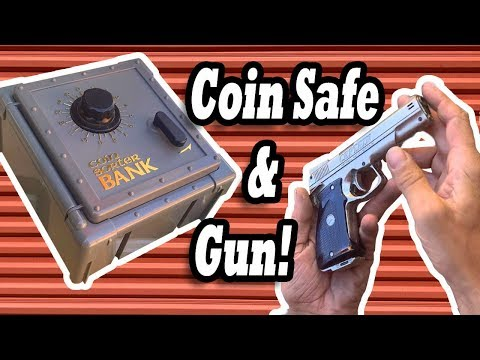 COINS & GUN FOUND IN STORAGE! I Bought An Abandoned Storage Unit And Found This !