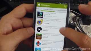 Descargar aplicaciones de Android gratuitas y pagas Samsung Galaxy S3