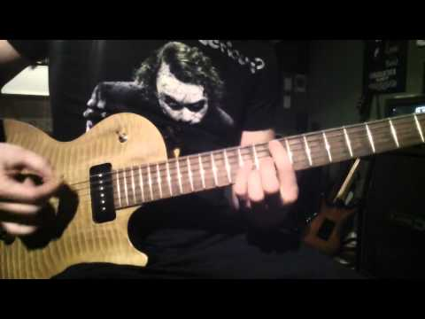 God Hates Us- Avenged Sevenfold -(Guitar Lesson)-