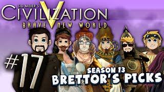Civ V: Brettor