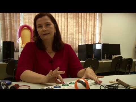 Tecnologias assistivas para o ensino de crianças com deficiência física são desenvolvidas na UFSCar
