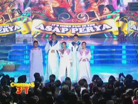 'Christmas 3T' wins 'ASAP' dance competition