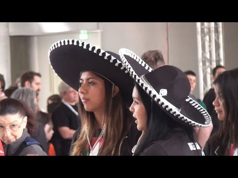 ☼ Mexico wins RobotChallenge 2015 in Vienna