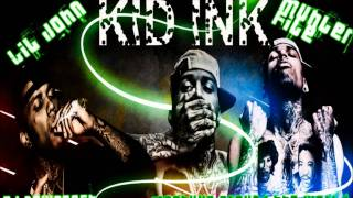 Kid Ink - Fast Lane ft. Lil Jon and Mulher File [Remix]