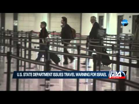 12/17: U.S. State Department Issues Travel Warning For Israel