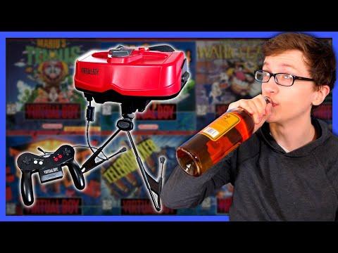 Virtual Boy: I've Seen Better - Scott The Woz
