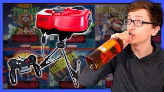 Virtual Boy: I've Seen Better - Scott The Woz