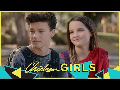 """CHICKEN GIRLS   Annie & Hayden in """"Broken""""   Ep. 8"""