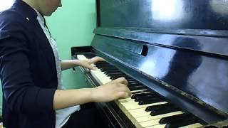 фортепиано: Весенний вальс (Ф.Шопен) / Spring waltz (F. Chopin)