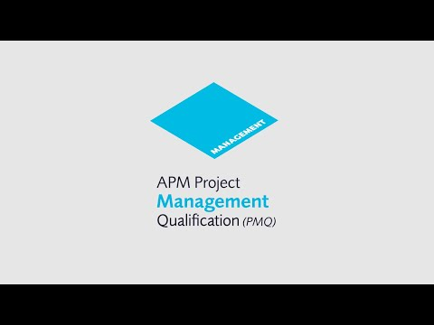 APMP: The APM Project Management Qualification | APM
