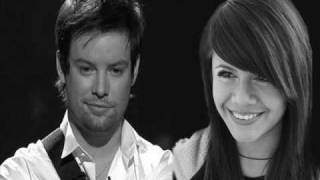 David Cook and Allison Iraheta duet I Don