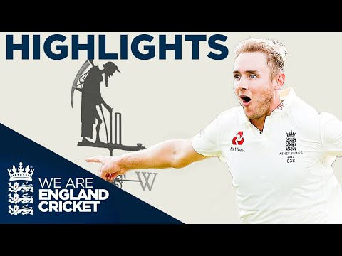 The Ashes Day 2 Highlights | Second Specsavers Ashes Test 2019