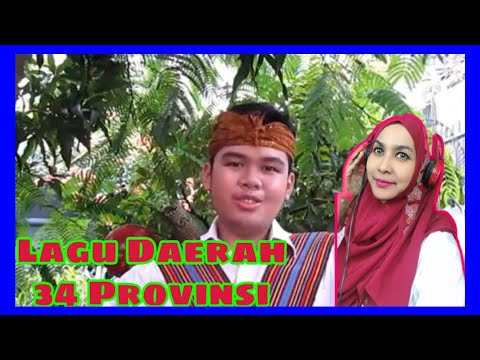 medley-lagu-daerah-34-provinsi-(malaysia-reaction-)