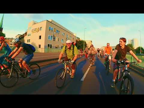 Critical Mass Köln - Mai 2018