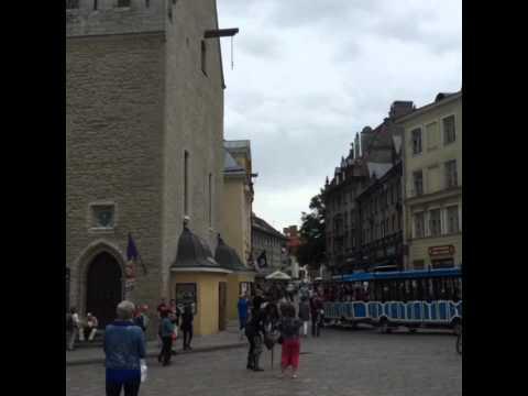 Tallinn Estonia ARC Baltic 2015