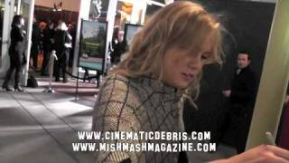 United States of Tara's Brie Larson Signs Autographs