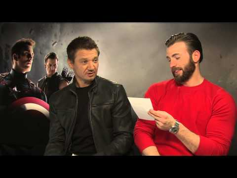 Marvel's Avengers: Age of Ultron - The Avengers Play Two Truths, One Lie - OFFICIAL | HD