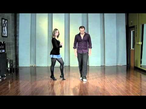 Salsa Basic Footwork Lesson - Dance Salsa 101