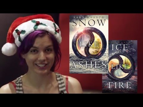 Snow Like Ashes Series Gift Guide with Sara Raasch