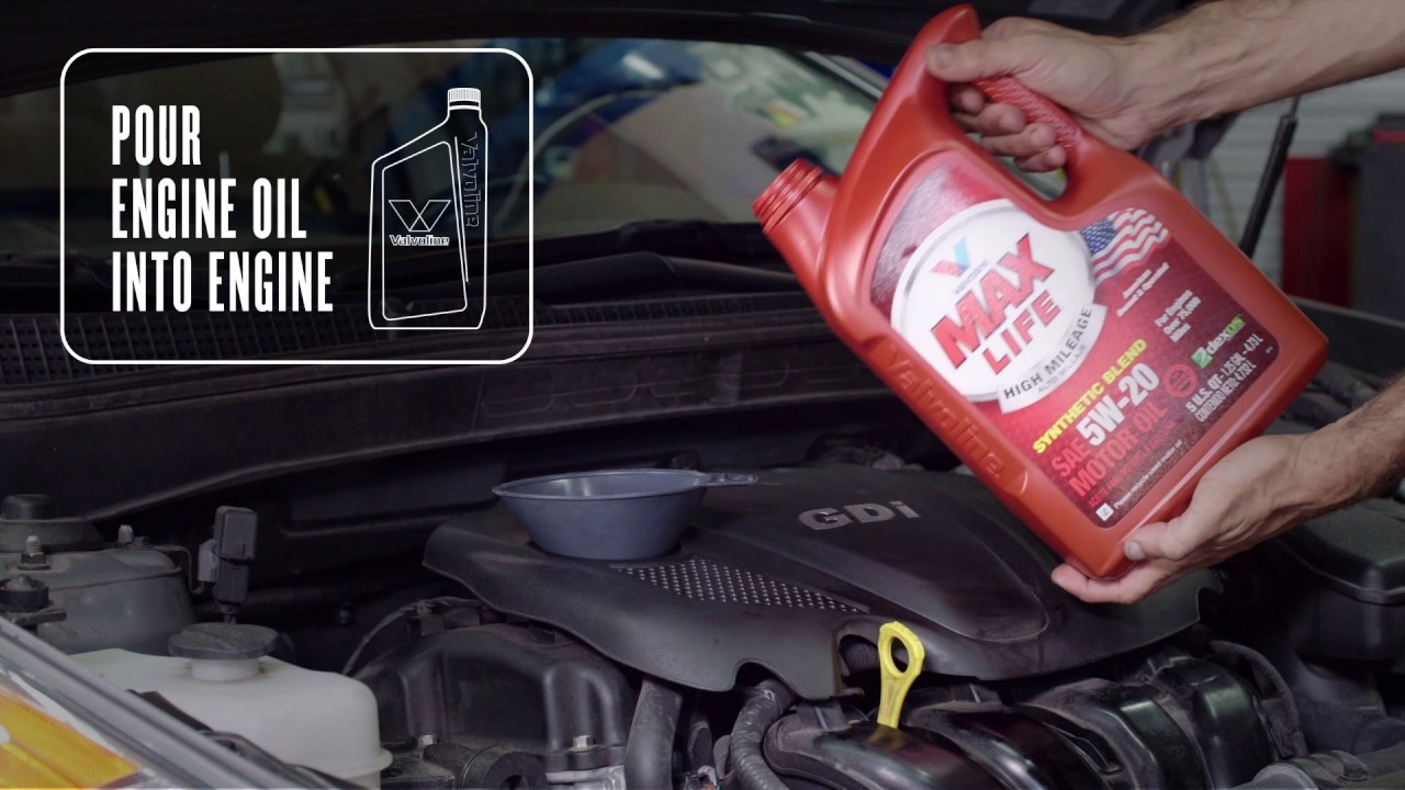 How To Change The Oil In A Hyundai Sonata