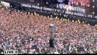 Madonna - Music (Live 8 2005)