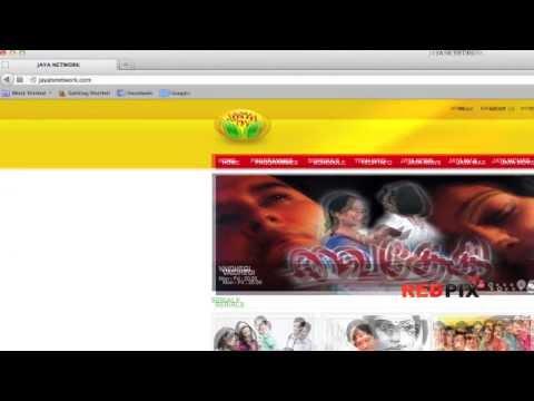 AIADMK website Hacked - Red Pix