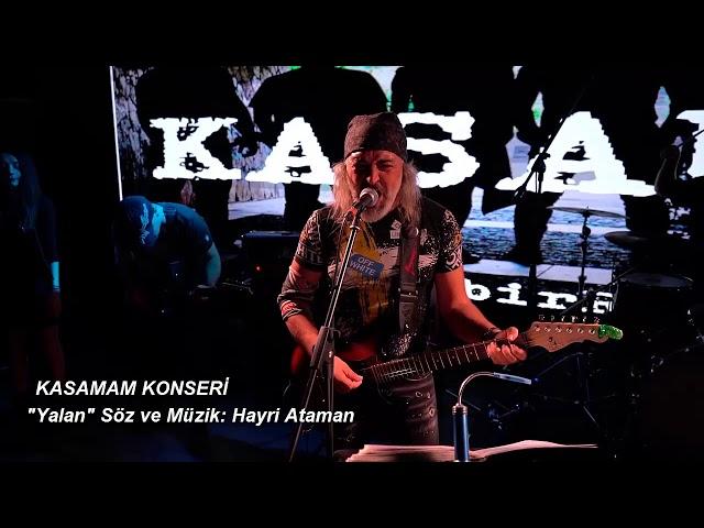 Kasamam Konseri If Performance Hall Beşiktaş (Selim Işık Rock Star Sahne Senin)
