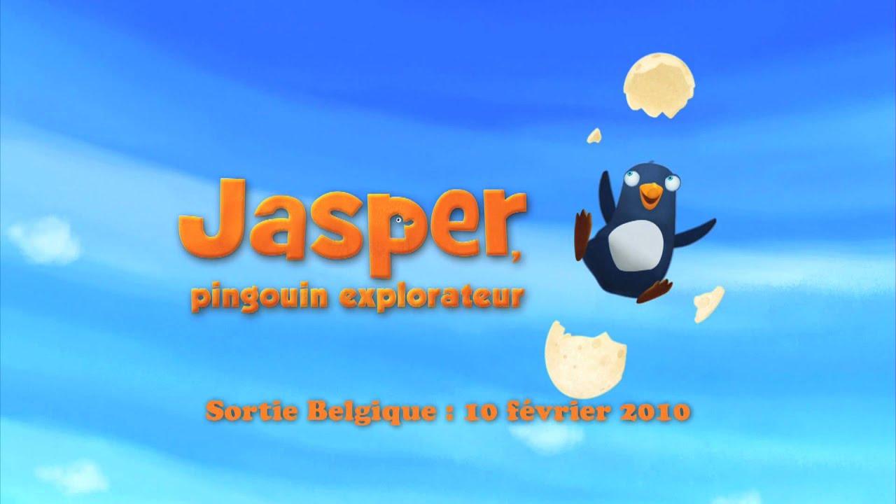 Jasper pingouin explorateur ba youtube - Jasper le pingouin ...