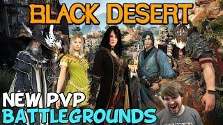 Black Desert Online: Sorceress PVP Fun At The Red Battlefield
