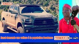 Gambar cover Bandi Kanal mande diaspora yo machine poul kouri dè Anel
