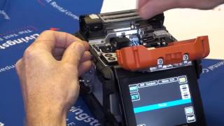 How To Use a Fusion Splicer