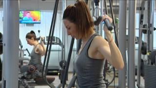 Видео тренировка за гръб
