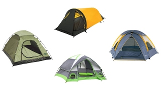 Best Tents for Sąle Cheap 2018