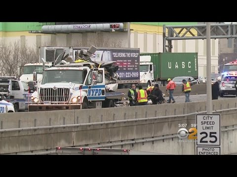 Fatal Accident Kills Three On Cross Bronx Expressway