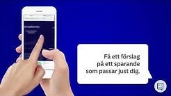 Så sparar du med vår Sparrobot Nora | Nordea
