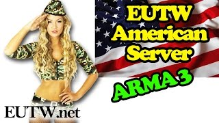 EUTW: Talk of USA Server With North American Rules - Ep. 1