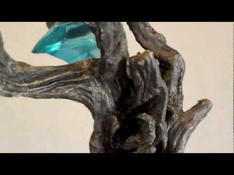 'The Hobbit: An Unexpected Journey' Replica: Unboxing / Review, Staff Of Radagast The Brown By Weta