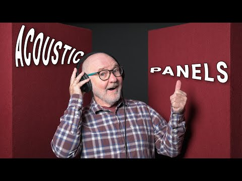 DIY Acoustic Panels: Building and Testing