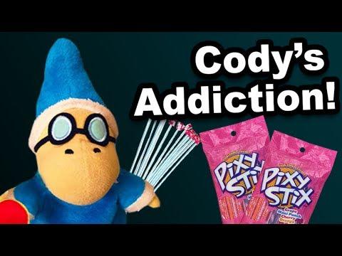 SML Parody: Cody's Addiction!